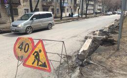 Улицу Володарского собираются расширять?