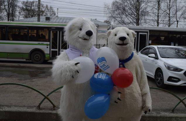 «Единая Россия» поздравила кировчан с 1 мая