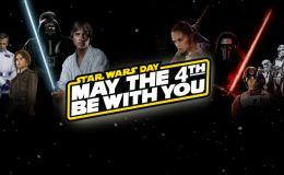 May the Fourth. Как провести день Звездных Войн интересно?