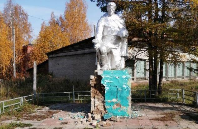 В Верхошижемском районе отремонтируют памятник погибшим воинам-землякам