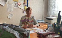 Олег Валенчук подарил туристические палатки Арбажскому обществу инвалидов