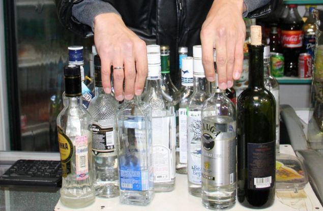 Кировские полицейские изъяли 300 литров алкогольной продукции