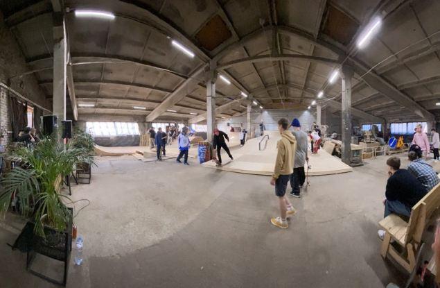 В Кирове выявили лучших скейтеров