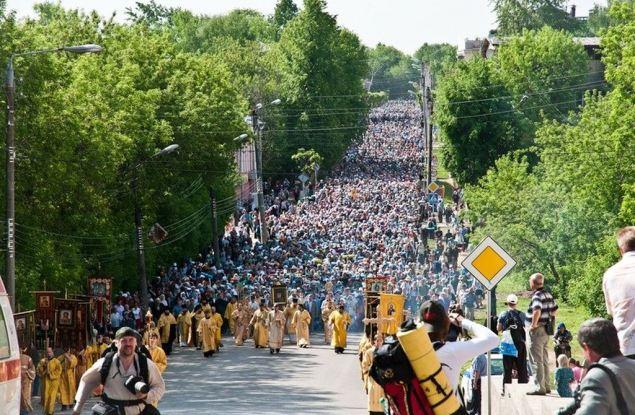 Вятская Епархия анонсировала проведение Великорецкого крестного хода в этом году