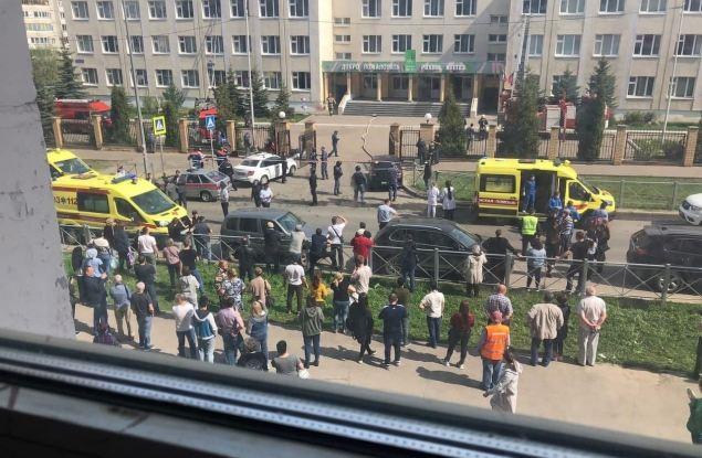 После стрельбы в казанской гимназии в кировских школах пройдут проверки