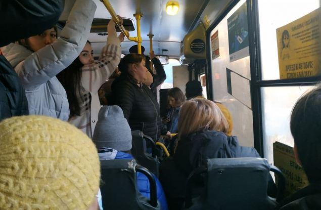 В общественном транспорте города Кирова появятся «тревожные кнопки»