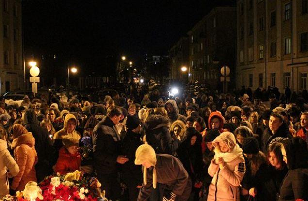 В Кирове пройдет памятная акция по погибшим в Казани