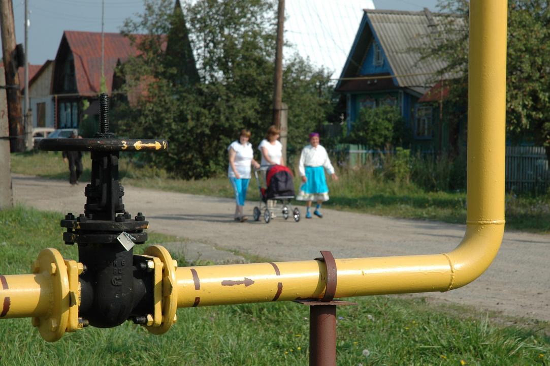 В Малмыжском районе газифицируют две деревни