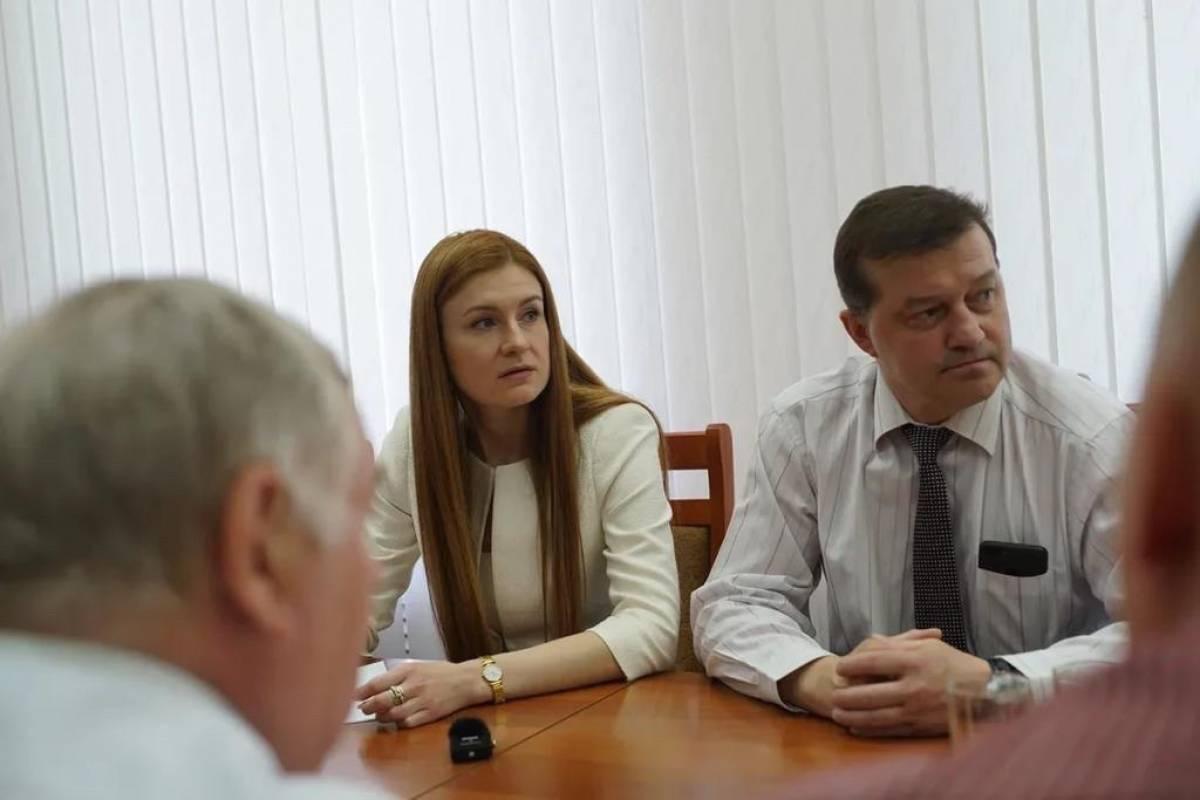 Мария Бутина считает Вятские Поляны достойными звания «Города трудовой доблести»