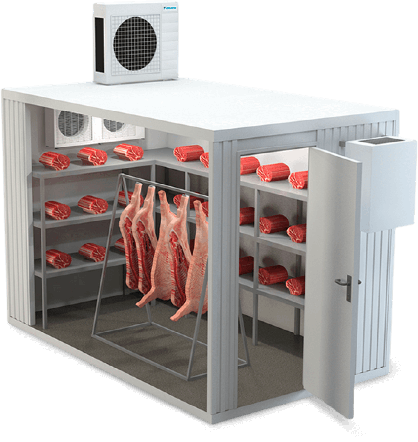 Промышленные холодильные камеры: в чем их плюсы, где они применяются