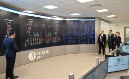 В Ярославле открылся высокотехнологичный Городской диспетчерский пункт «Россети Центр»
