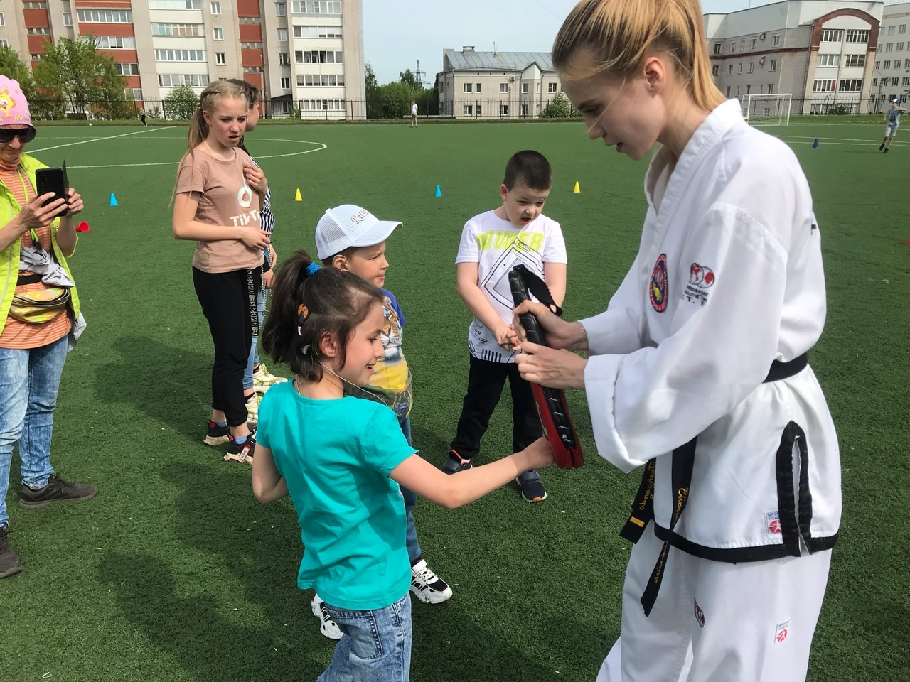 В Кирове прошел Фестиваль инклюзивного спорта «Без границ!»