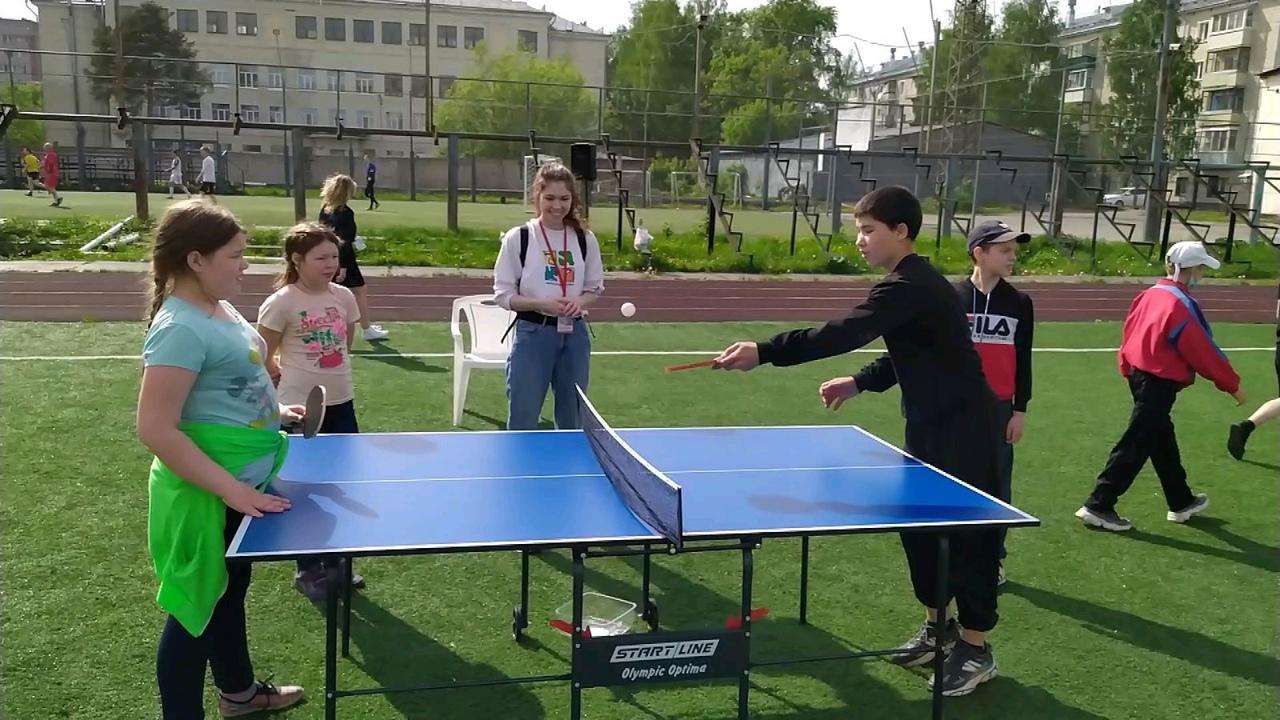 Фоторепортаж с городского Фестиваля детского инклюзивного спорта «Без границ!»