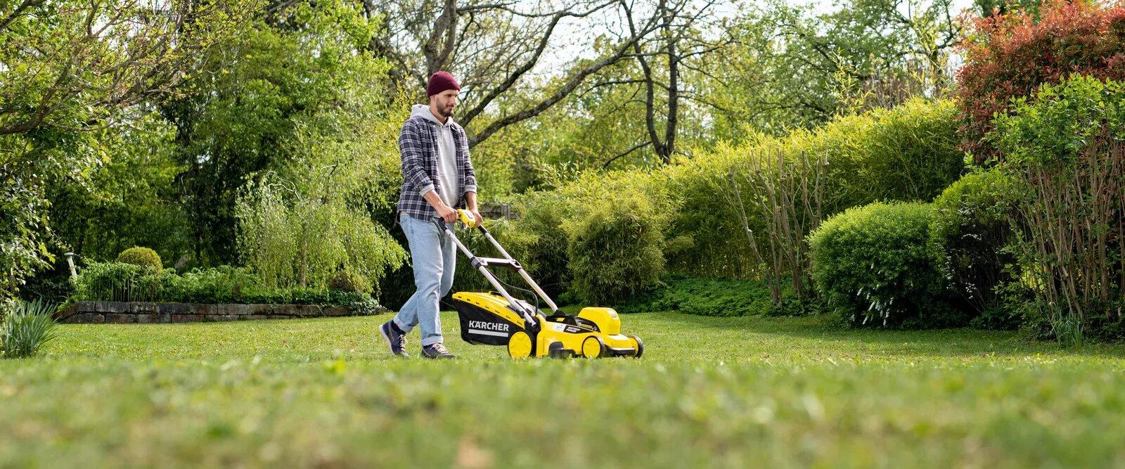 Советы по выбору аккумуляторной газонокосилки