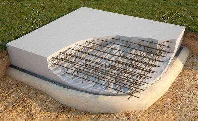 Монолитный бетон: что собой представляет, где используется и какие имеет преимущества