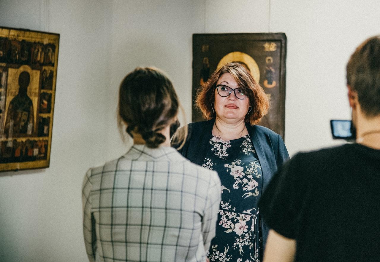 В Вятском художественном музее проходит выставка, посвященная Николаю Чудотворцу