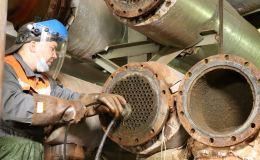 Т Плюс проводит очистку оборудования ЦТП в Кирове  с использованием установки «Зевс»