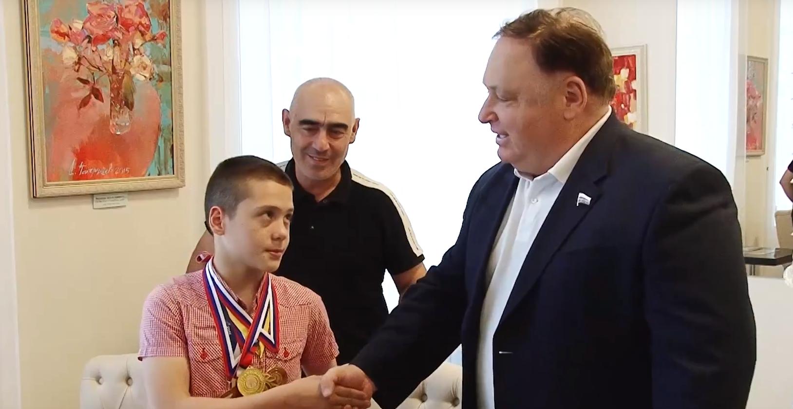 Олег Валенчук: Вятская школа дзюдо растит новых звездочек