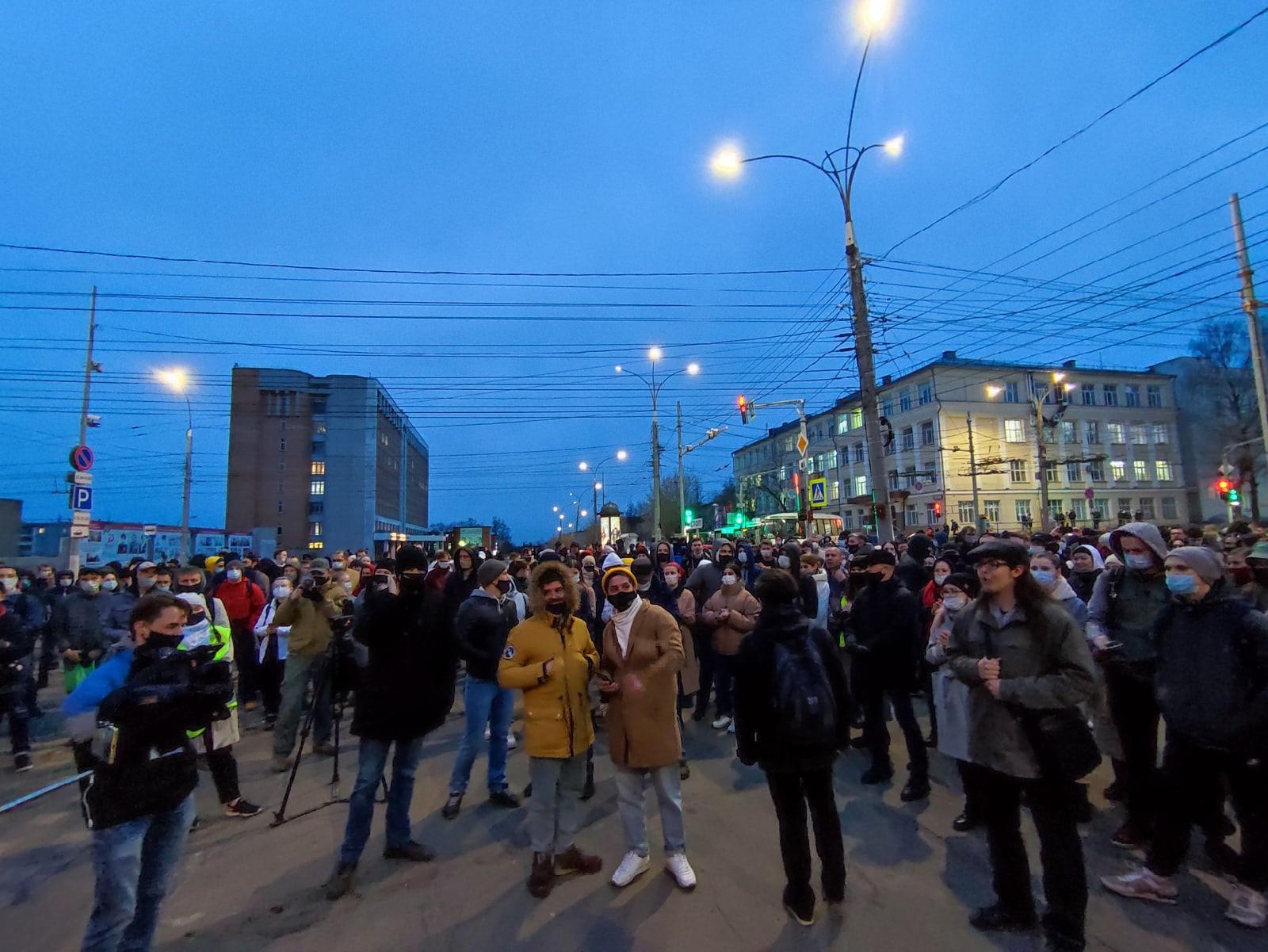 В Кирове заговорили о смягчении масочного режима