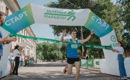 5 июня в Кирове прошел «Зелёный марафон»