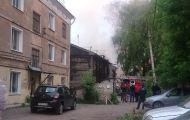На Октябрьском проспекте сгорел дом. 18 человек остались без жилья