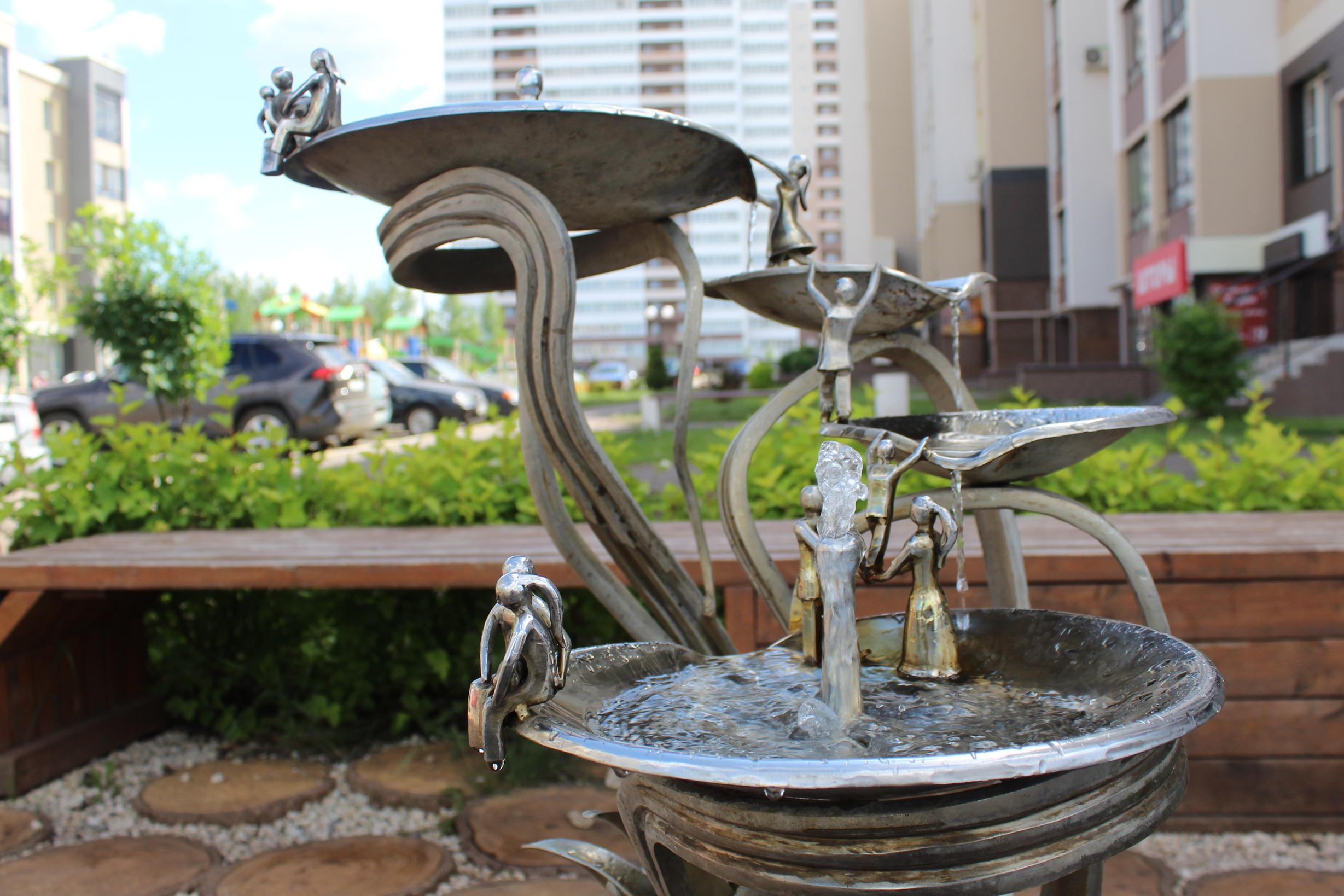 В следующем году в Кирове могут появиться новые питьевые фонтанчики