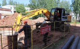 В Костино стартовала самая масштабная реконструкция теплосетей  2021 года