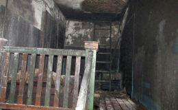 В Котельниче загорелся дом