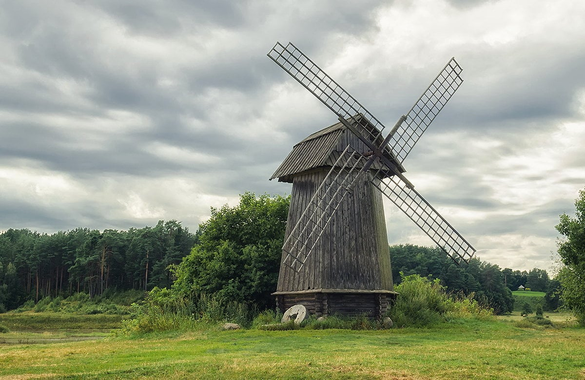 Общественники намерены спасти последнюю деревянную мельницу в Кировской области