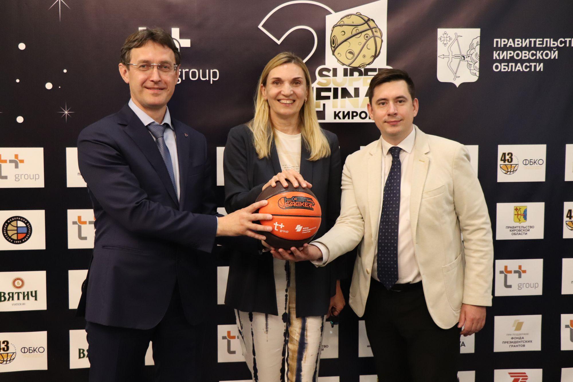 Суперфинал Чемпионата школьной баскетбольной лиги «КЭС-БАСКЕТ»  стартует 11 июля в Кирове