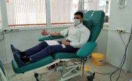 Кировчане сдали кровь в рамках Всемирного дня донора