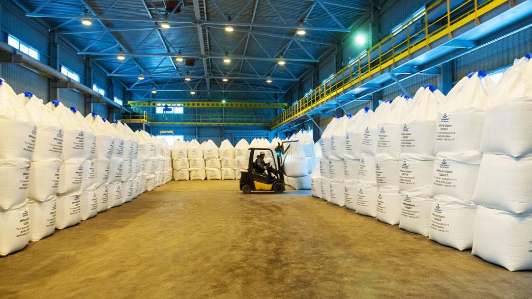 Производители удобрений в 2022 году обеспечат увеличенную потребность российских аграриев в 5 млн тонн в д.в. в полном объеме