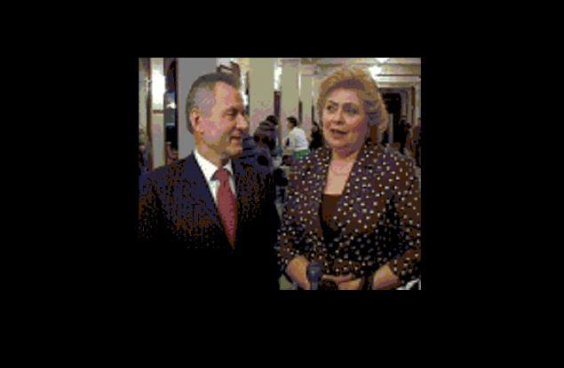 Скончалась жена экс-губернатора Кировской области Тамара Шаклеина