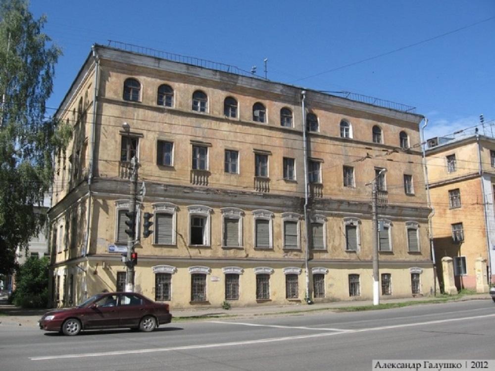 Дом потомка Иоганна Гете выставят на продажу в Кирове