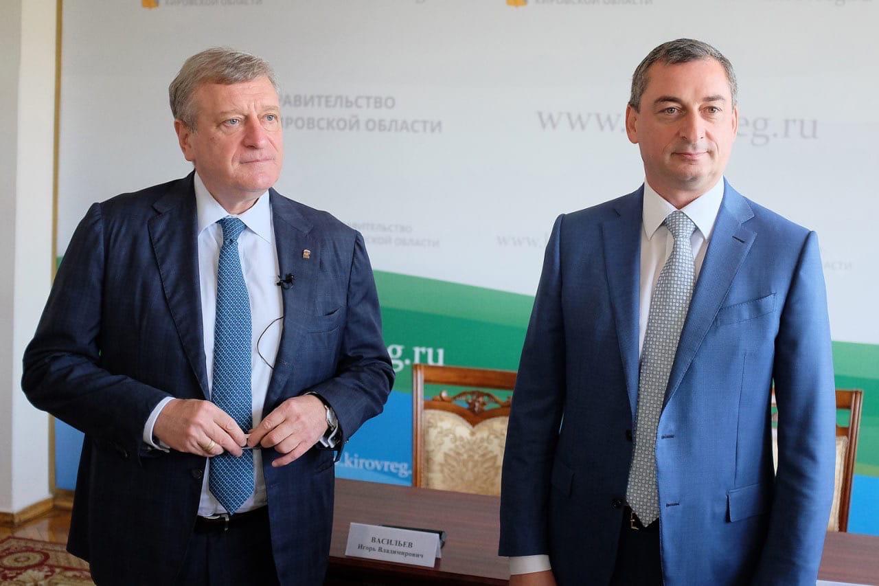 «Уралхим» передал Кировской области 296 квартир для сотрудников бюджетной сферы