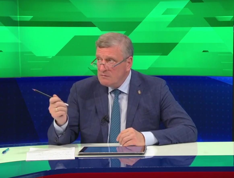 Игорь Васильев опроверг слухи о строительстве тоннеля в 2021 году