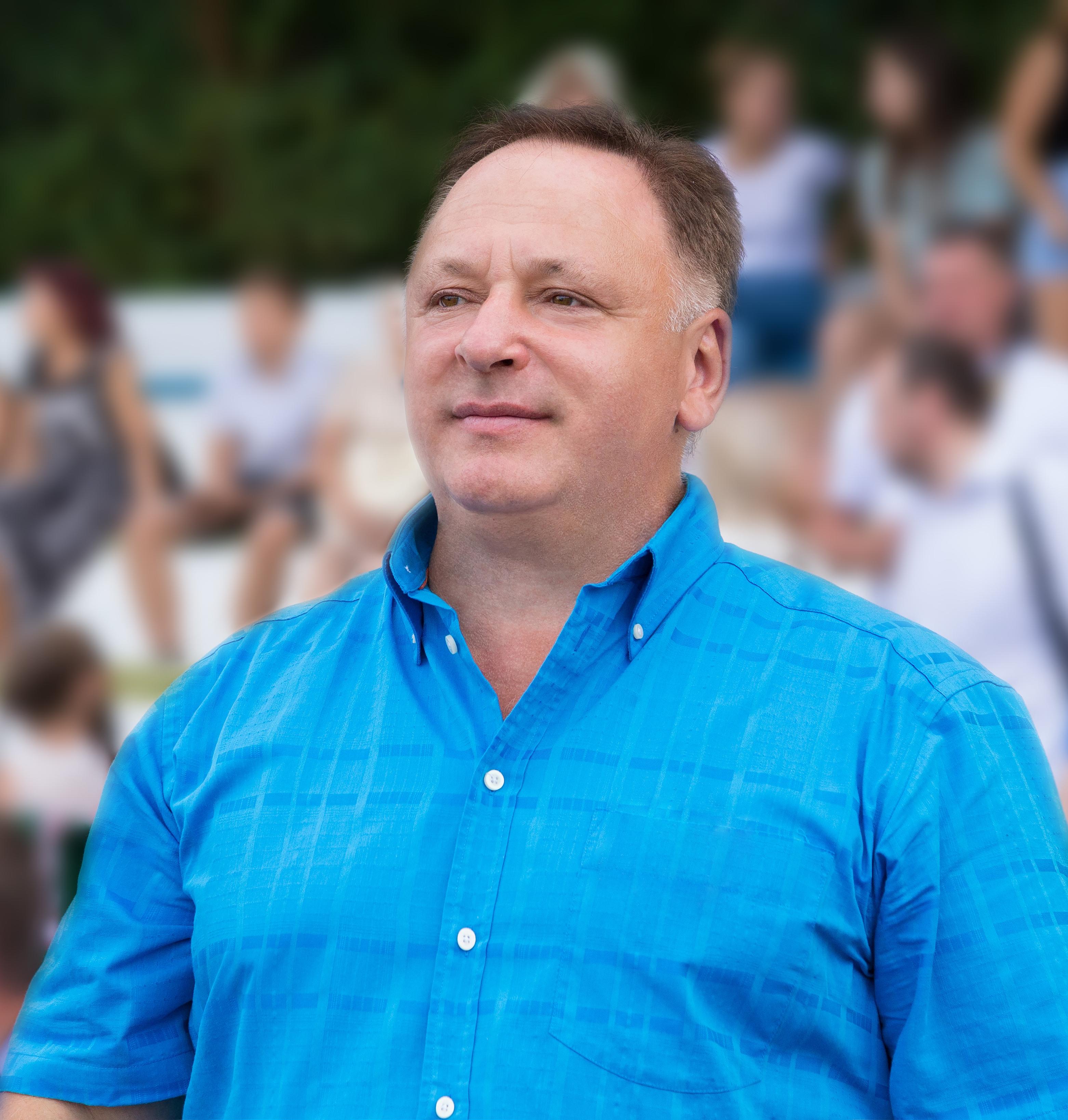 Олег Валенчук: Молодость -  это энергия, сила и развитие!