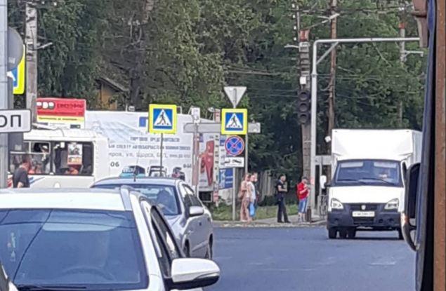 Когда починят светофор на перекрестке Щорса и Производственной?
