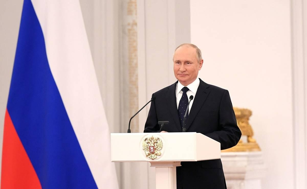 Владимир Путин встретился с депутатами Госдумы