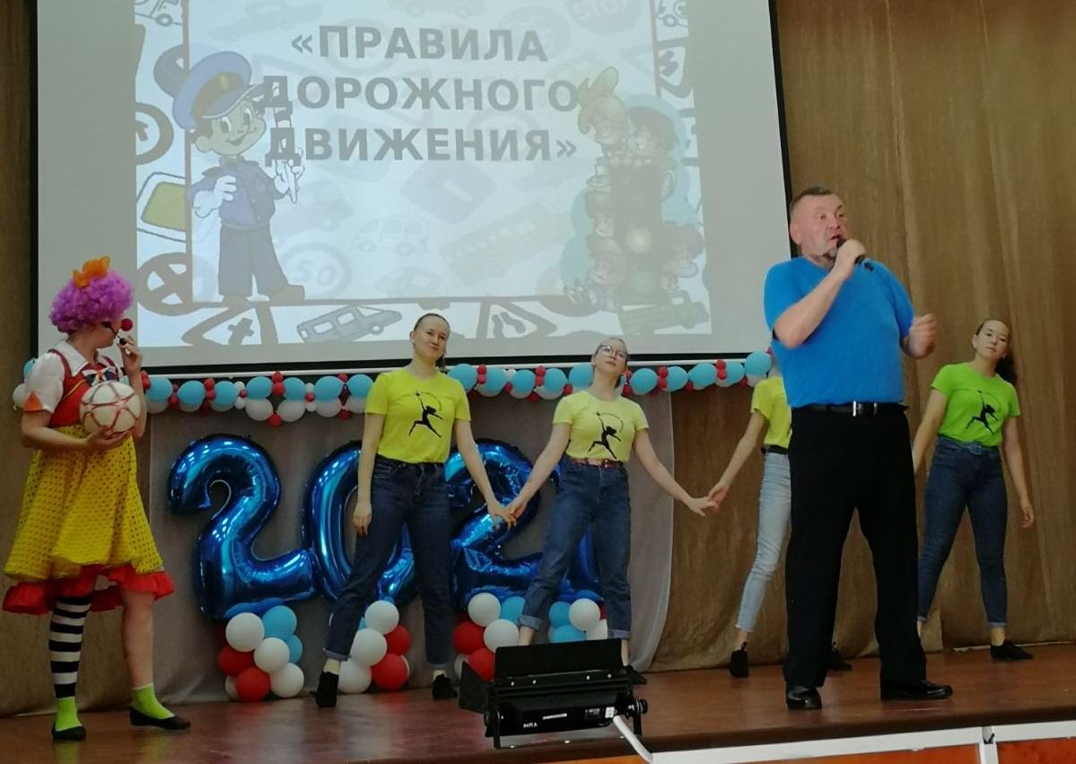Детям из Кирово-Чепецка напомнили о безопасности дорожного движения