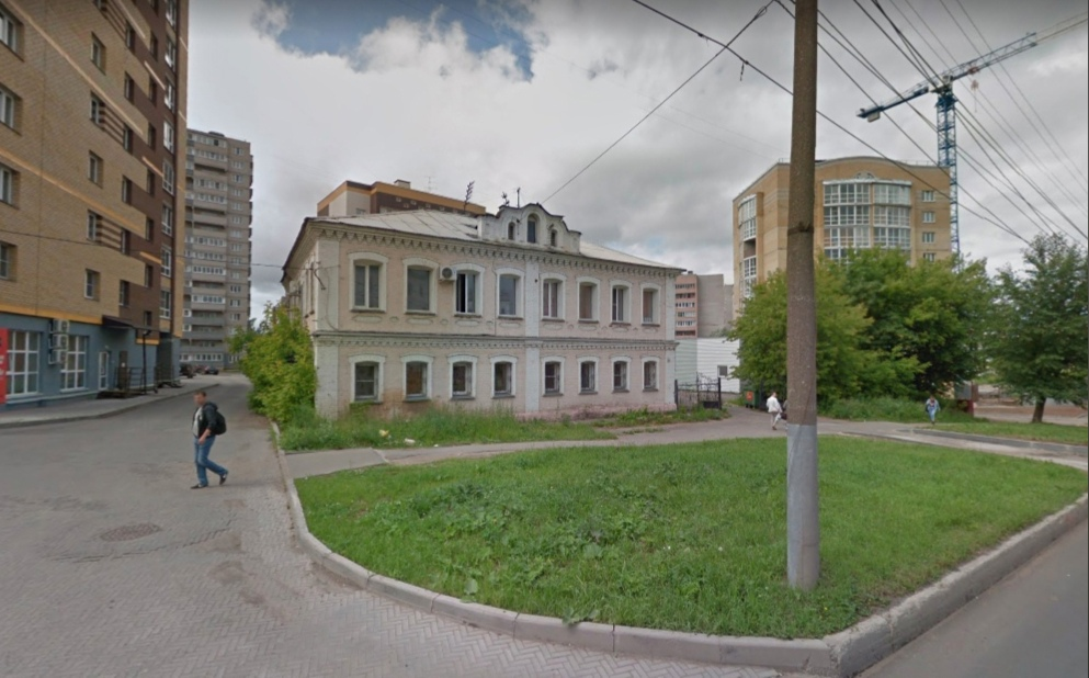 На месте снесенного вытрезвителя на ул. Ленина появится торговый центр