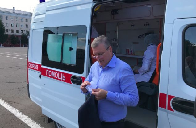 Игорь Васильев рассказал подробности о своей тайной вакцинации