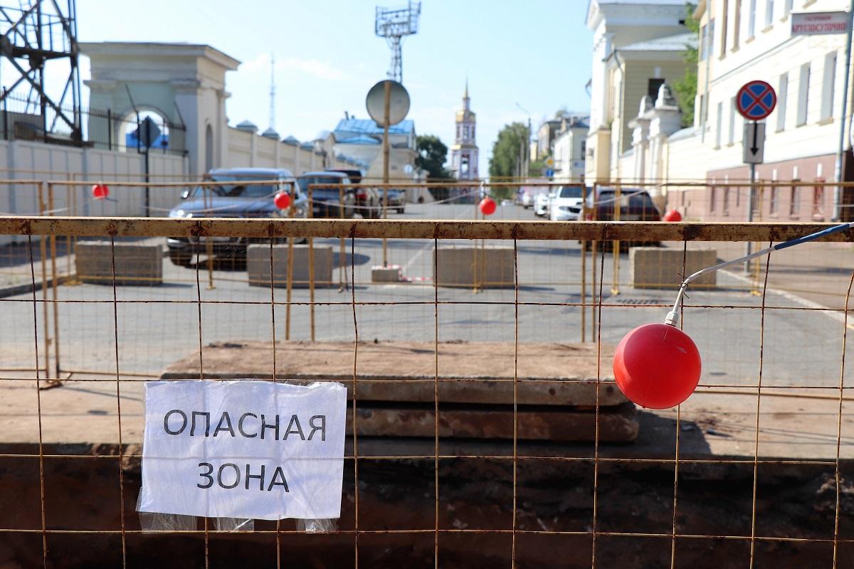 Т Плюс проводит реконструкции тепловых сетей в Кирове в сжатые сроки, но не в ущерб качеству