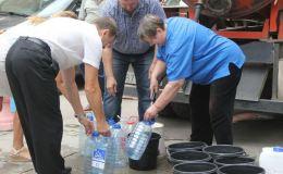 Из-за прорыва сетей без воды остались почти 3 тысячи жителей Кирова