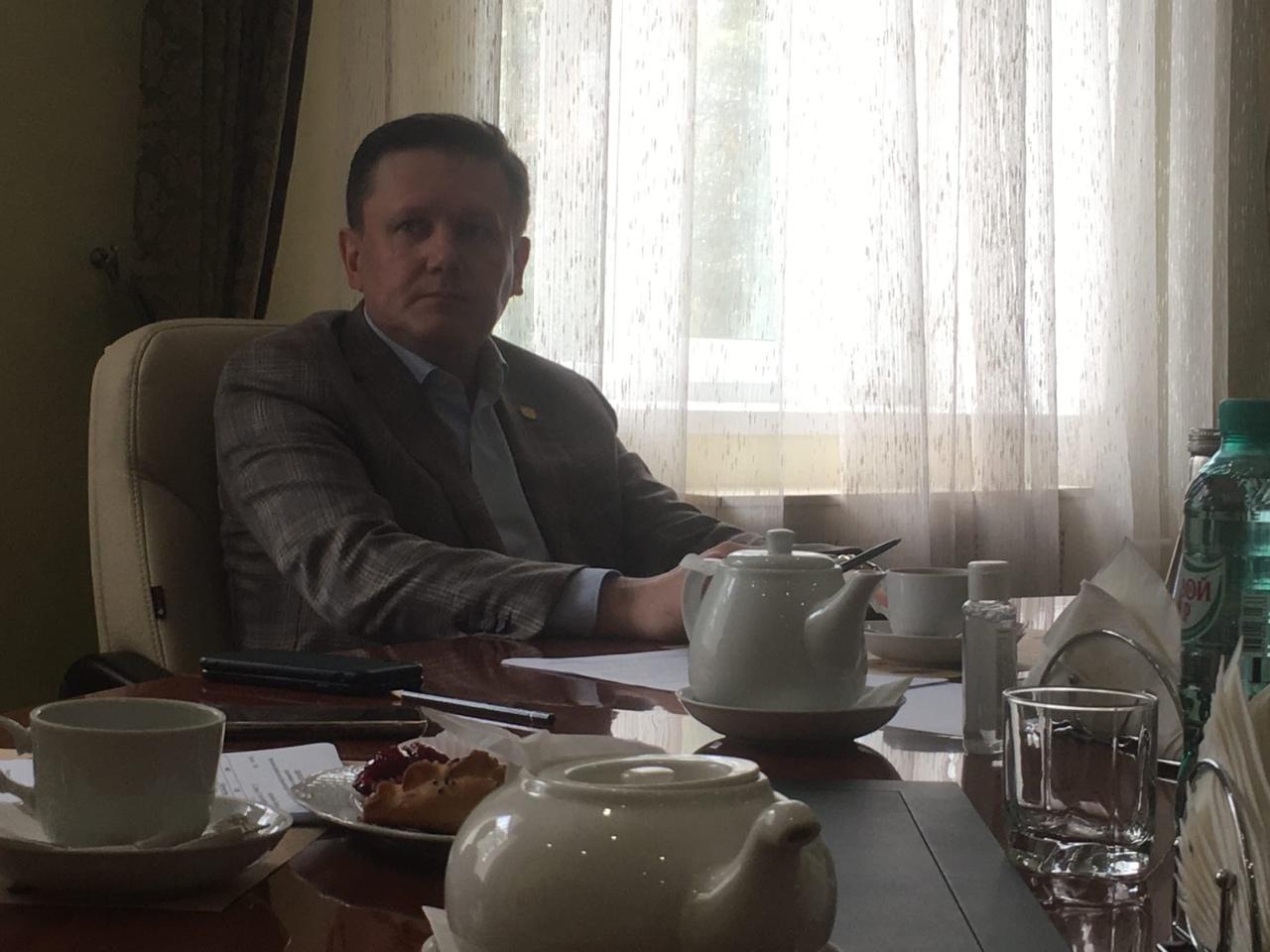 Александр Чурин назвал сроки строительства тоннеля в Нововятске