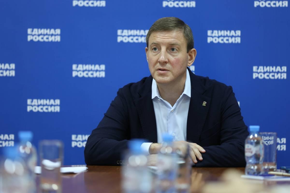 В «Единой России» предложат меры по сдерживанию цен на продукты питания