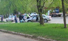 Улица Ленина в Кирово-Чепецкеполучила статус самой аварийной