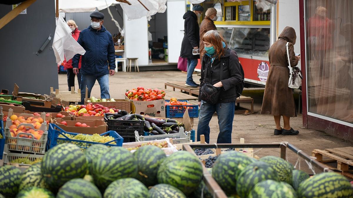 Павильон на Октябрьском рынке планируют построить к осени 2022 года