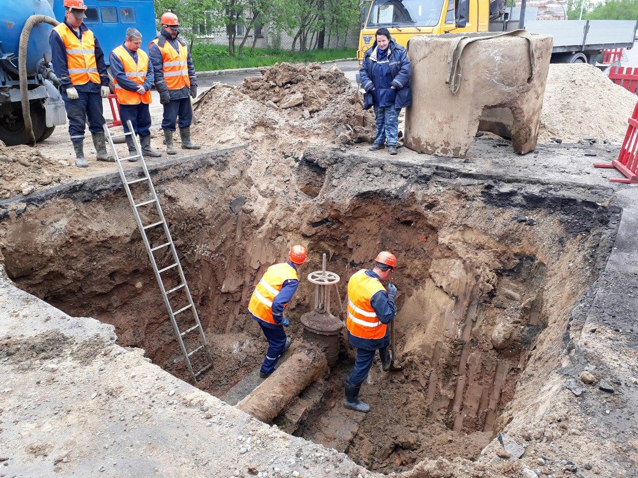 В Кирово-Чепецке 27 домов остались без горячей воды