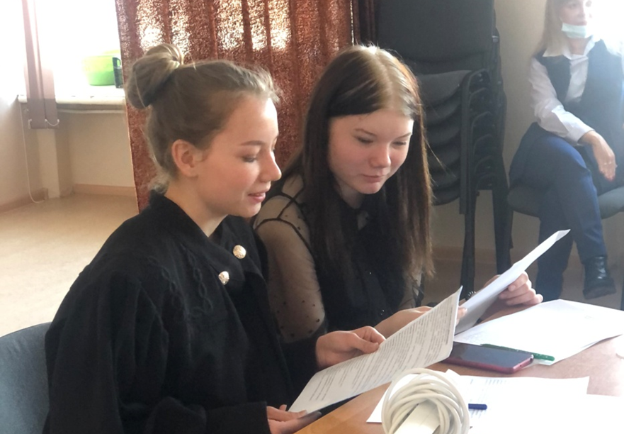 Воспитанникам Уржумского детдома рассказали, что делать, попав в трудную жизненную ситуацию